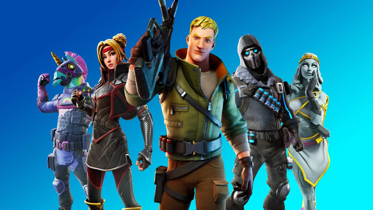 Fortnite su Play5
