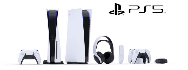 Playstation 5 di Sony