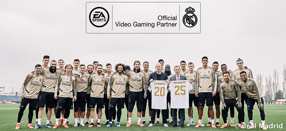 fifa e real madrid