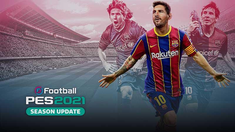 PES 2021 Playstation 5