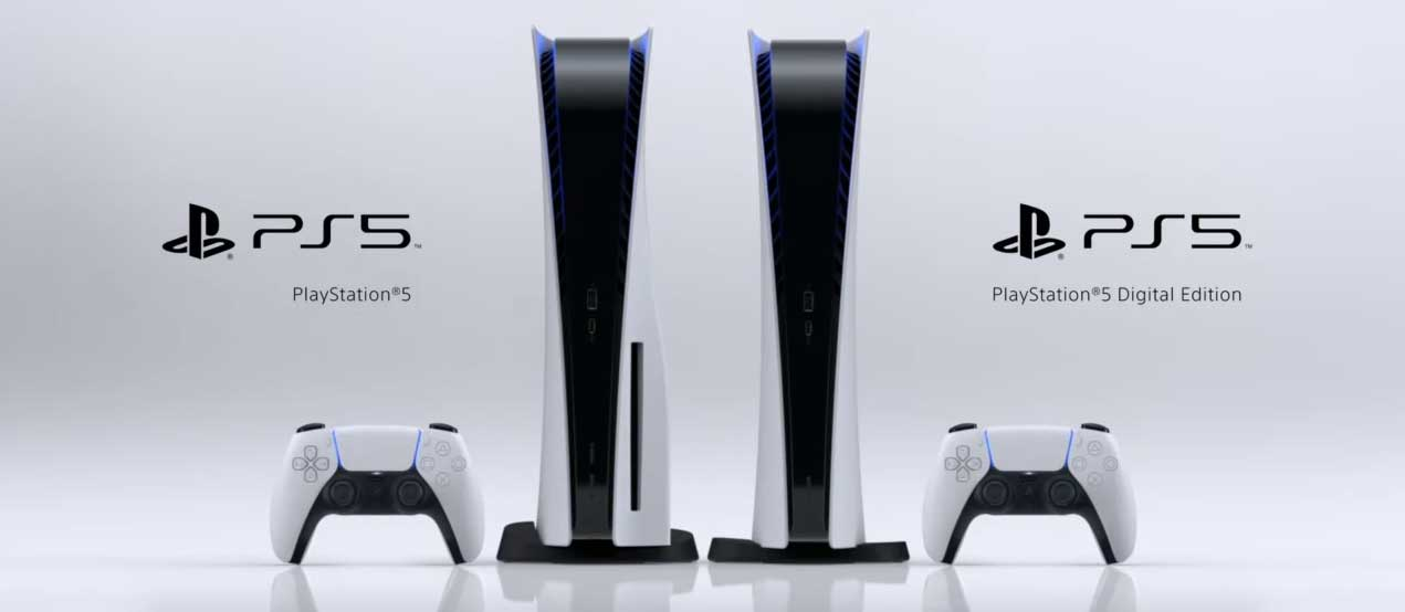 Playstation 5 nel 2020