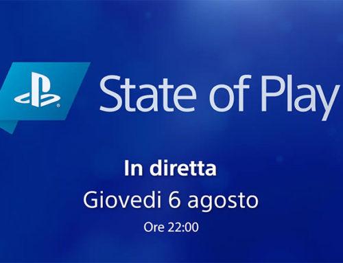 State of Play giovedì 6 agosto: Seguilo qui in diretta!
