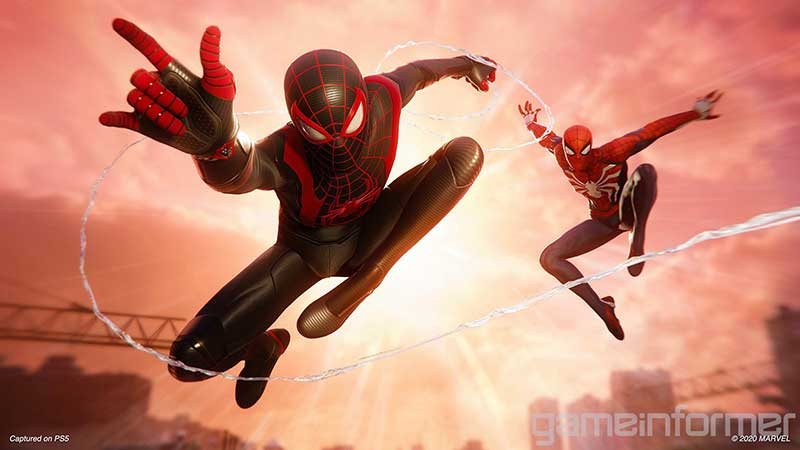 Spiderman Playstation 5