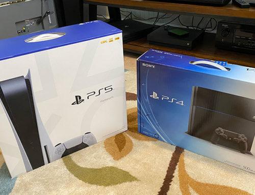 Playstation 5 Confezione Davvero Enorme!
