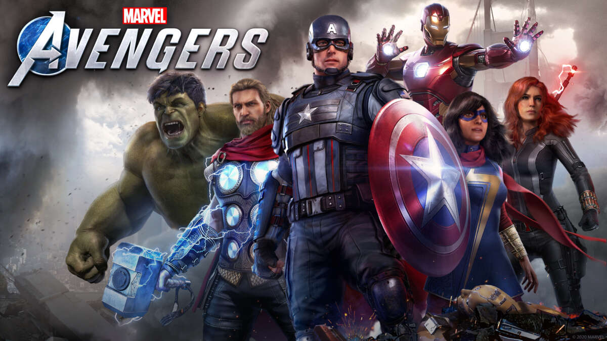 Avengers Playstation 5