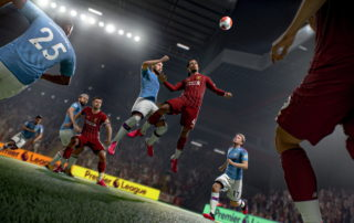 Fifa 21 Playstation 5