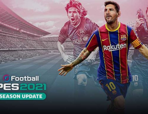 PES 2021 retrocompatibile PS5 Xbox Serie X/S: Ufficiale