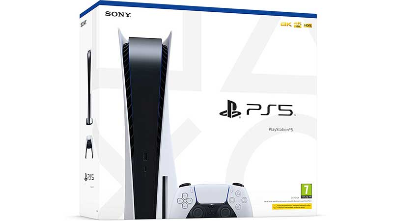Playstation 5 su Amazon