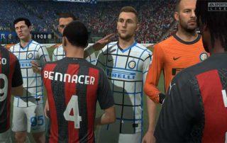Fifa 21 Derby di Milano