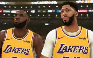 NBA 2K21 Playstation 5