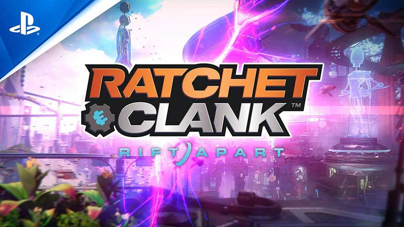Ratchet & Clank Rift Apart Playstation 5