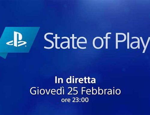State of Play Streaming 25 Febbraio qui in diretta!