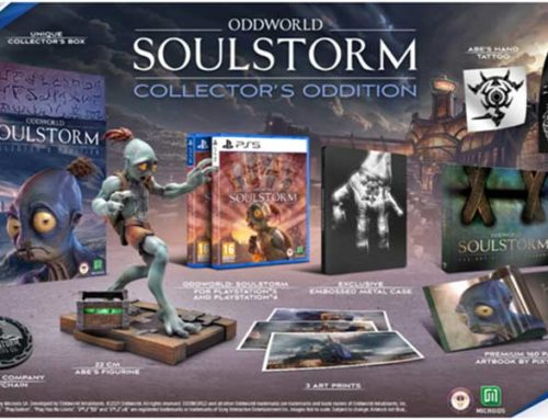 Oddworld Soulstorm retail edition disponibile per il preorder