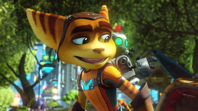 Ratchet & Clank 60 frame su PS5