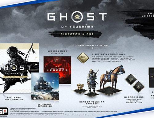 Ghost of Tsushima Director's Cut Ufficiale! Ecco quando esce