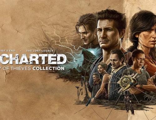 Uncharted: Raccolta – L'eredità dei ladri in arrivo su PS5 e PC